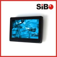 7 Inch Industrial Tablet With RS232 Port RJ45 POE