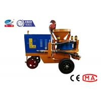 China Electric Concrete Spraying Machine Building Construction Equipment 7 - 9m3/H Capacity on sale