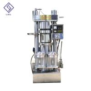 China Alloy Steel Industrial Oil Press Machine / Oil Manufacturing Machine 924kg wholesale