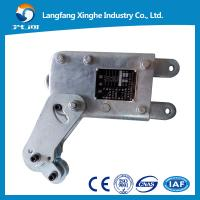 China Safety lock suspended platform / parapet clamps gondola / electric suspended scaffolding wholesale