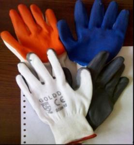 China Nitrile Coated Work Gloves wholesale