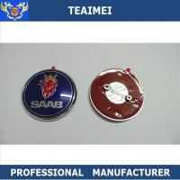China High Temperature ABS Custom Car Emblems Car Badges And Names CE wholesale
