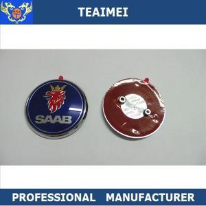 China High Temperature ABS Custom Car Emblems Car Badges And Names CE wholesale
