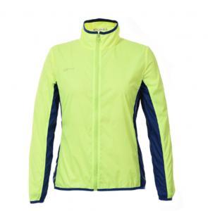China Mint Cool Womens Coats Anti Shrink Waterproof Sportswear With Oem Service on sale