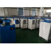 China 18700BTU Temporary Air Conditioning , 780m3/H Evaporator Air Flow Cooling wholesale
