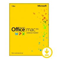 China English Mac Microsoft Office Software , Power - Packed Home And Student 2011 Office 2016 Mac wholesale