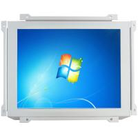 China 12 Inch Open Frame LCD Monitor VGA / DVI / HDMI / Audio For ATM / Kiosk / Gaming / Automation Machine wholesale
