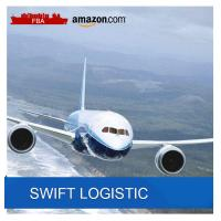 China International Air Freight Forwarder Air Shipping Services To Usa Amazon Fba Warehouse wholesale