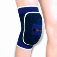 China Knee Support with Thick Front Protector, Various Sizes are Available wholesale