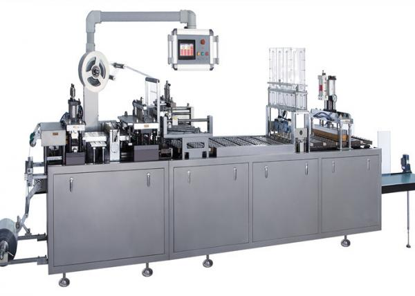 Quality Paper Plastic Blister Card Packing Machine KWJP-500D Servo Motor Driving for sale