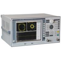 China Dynamic Range 120dB Vectorial Network Analyzer With Touch Screen Function on sale