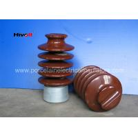 China IEC Standard Electrical Porcelain Insulators , 27KV Pin Post Insulator on sale