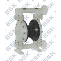 China Two Way Plastic Diaphragm Pump Slurry Air Pump For Pharmaceutical Industry wholesale