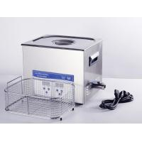 China Stainless Steel Digital Ultrasonic Cleaner on sale