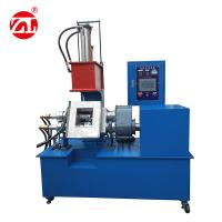China Lab Open - Close Type Rubber Plastic Dispersion Mixer Rubber Kneader Machine wholesale