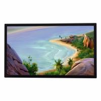 China Android Media Wall Mount Lcd Display 32 To 84 Inch Support Multi - Languages wholesale