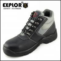 China mens Steel toe shoes toe shoes work shoes safety shoes for men cheap shoes wholesale