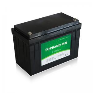 Buy cheap le paquet profond de batterie du cycle 24V, lève les batteries 12.1kg de from wholesalers