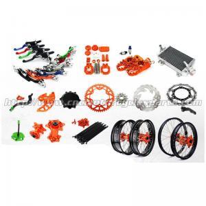 China Motorcycle Parts Aluminum CNC Custom High Performance Dirt Bike Parts on sale