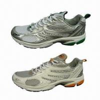 China Breathable and durable men's sports shoes, suitable for outdoor activities on sale