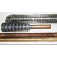 China Seamless copper Fin Tube Heat Exchanger for  boiler economizer Base pipe wholesale