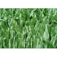 China 9800Dtex Green Playground Football Artificial Grass Turf  w/ Yarn 60mm for University wholesale