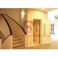 China Load 250~400kgComfortable Elegant Small Passenger Lifts / Home Lift Elevator on sale