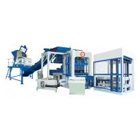 China Fully Automatic Concrete Block Making Machine for Concrete / Cement Raw Material on sale