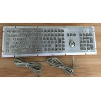 China Russia language metal keyboard with mouse wholesale