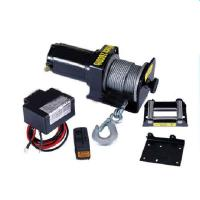 China 2000lb Portable Electric Boat Winch 12V wholesale