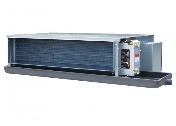Quality High Efficiency DC Brushless Horizontal Concealed Fan Coil Unit for sale