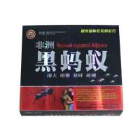 China African Black Ant Sex Pills Male Enhancement with Unique Herbal Medicine Extracts wholesale