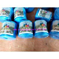 China 22500D Blue PP Raw Material Polypropylene Tying Twine Packing Rope SGS Certification wholesale