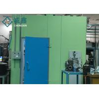 China Synchronous Beam Shielding Shed Constructed By Lead Steel Sandwich Panel With Optical Shell wholesale