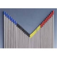 China 3.2MM (10 PACK) Lanthanated (1.5%) Tungsten Electrode WL15 welding electrode China supply on sale