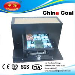 China Mini Digital UV printing machine for mobile phone shell wholesale