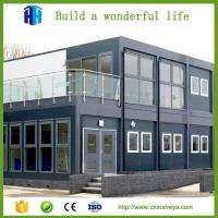 China Prefab house portable modular container house office for sale China manufacturer wholesale