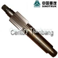 China sinotruk howo trucks spare parts truck gearbox Lay shaft wholesale