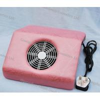 China High Efficiency Desk Fixed Nail Dust Collector 100V - 120V 60HZ For Beauty Nail wholesale