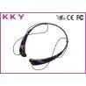 China ブルートゥースのハンズフリーのヘッドホーン、ブルートゥースの携帯電話のヘッドホーンの騒音低減 wholesale