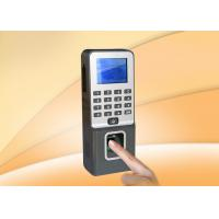 China Biometric attendance system / Fingerprint Access Control System with TCP/IP/ USB wholesale
