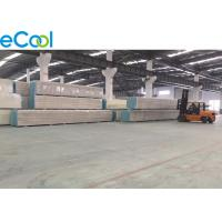 Buy cheap Aluminum Sheet PU Cold Storage Panels EP003 For Food Storage Warehouse from wholesalers