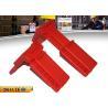 China Клапан ЗК-Ф06 180г запирает вне пластмассы размера 13 Мм к 70 Мм жесткие прочные wholesale