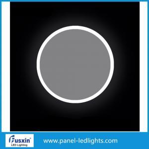 China IP44 waterproof round frameless bathroom mirror light Wall Mounted led mirror light round on sale