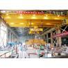 China El QD mecanografía a haz doble eléctrico la grúa de arriba, grúa de arriba del taller wholesale