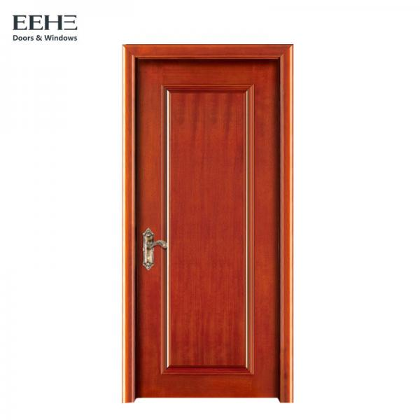 Quality Customized Veneer Hollow Core Timber Door For High Grade Office Building for sale