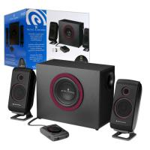 China 2.1 home multimedia speaker system wholesale