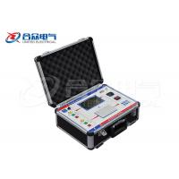 China Variable Ratio Transformer Test Instruments , Automatic Ttr Turn Ratio Meter wholesale