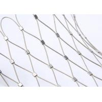 China Woven Technique and Woven Wire Mesh Application Stainless Steel Rop Mesh wholesale