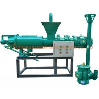 China New Type Solid Liquid Separation Machine 46r/min Speed For Cattle Manure Sewage wholesale
